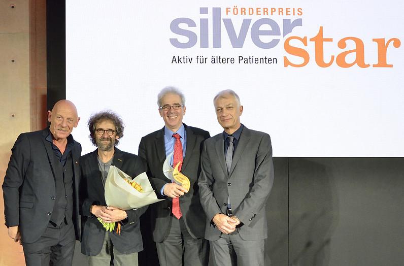 Mobiles WundASS gewinnt SilverStar 2016